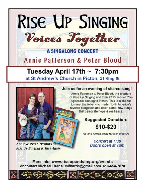 Rise Up Singing - Voices Together